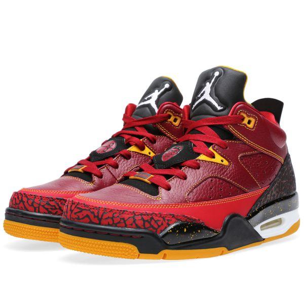 materiale selezionato sentirsi a proprio agio come scegliere Nike Jordan Son of Mars Low 'Atlanta Hawks' Team Red | END.