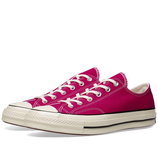 Converse Chuck Taylor 1970s Ox Pink Pop