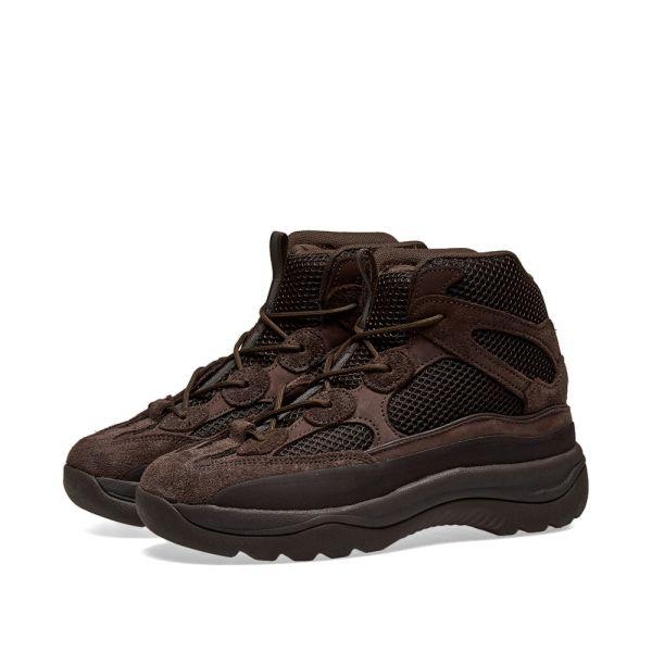 Yeezy Desert Boot Kids Oil | END.