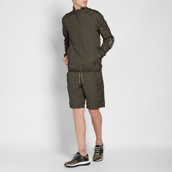 adidas Day One Ultralight Jacket (Military Green)
