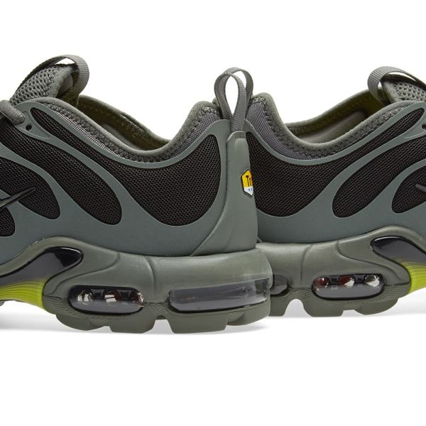 Men's Nike Air Max Plus Tn Ultra Black Red Yellow 898015 006 Boys Running Shoes 898015 006