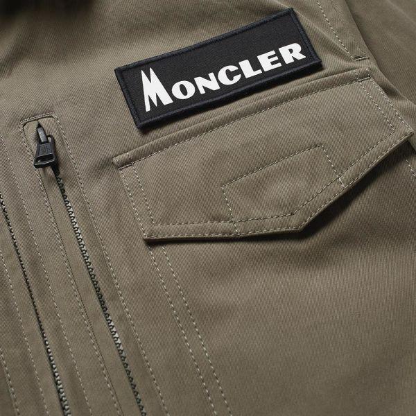 Moncler Genius 7 Moncler Fragment Hiroshi Fujiwara Davis Jacket