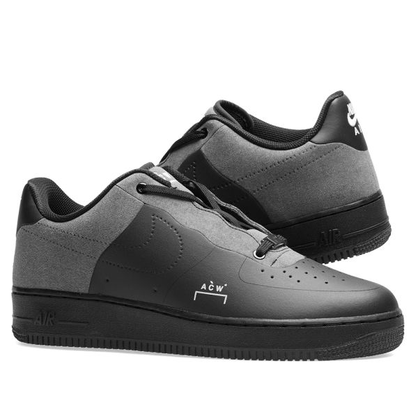 Nike x ACW Air Force 1 Black, White