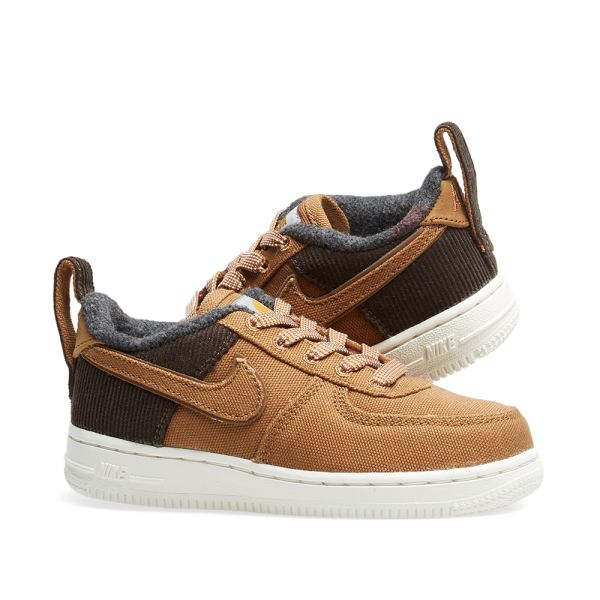 Nike Air Force 1 Low WIP TD Ale Brown