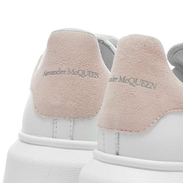 alexander mcqueen pink sneakers