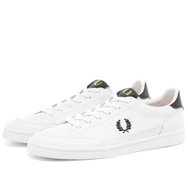 Fred Perry Authentic Deuce Leather