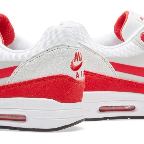 Nike W Air Max 1 Ultra 2.0 SE White, University Red & Black