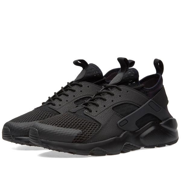 Nike Air Huarache Run Ultra BR Black | END.