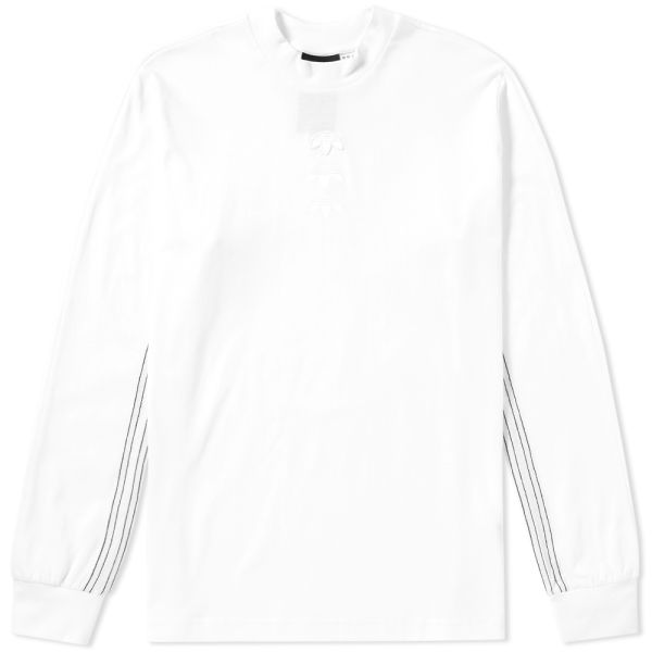 sale retailer buying new factory outlets Adidas x Alexander Wang Long Sleeve Logo Tee
