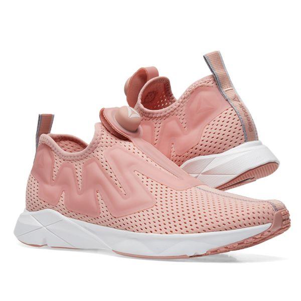 reebok pump pink