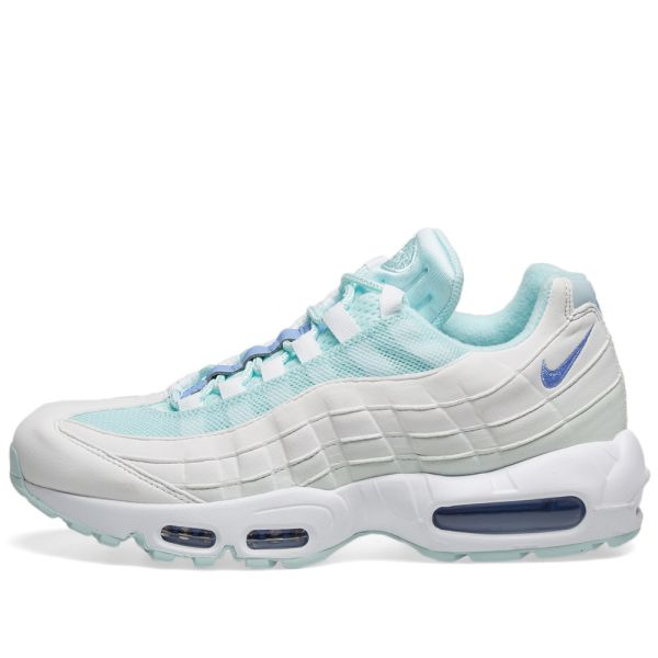 New Arrival Women's Nike Air Max 95 Shoes Green 307960 306
