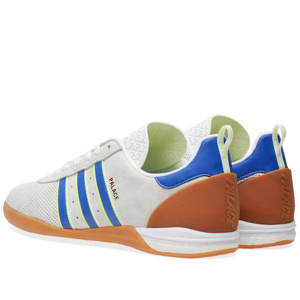 Adidas x Palace Indoor White, Bright