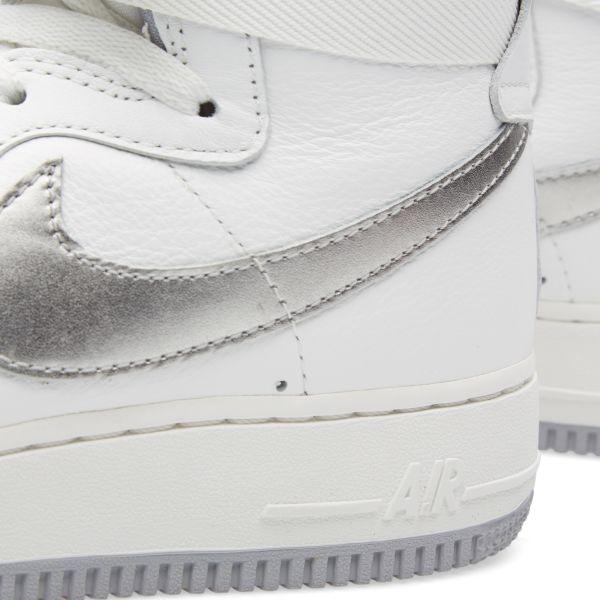 Nike Air Force 1 High Retro QS 'Summit White'