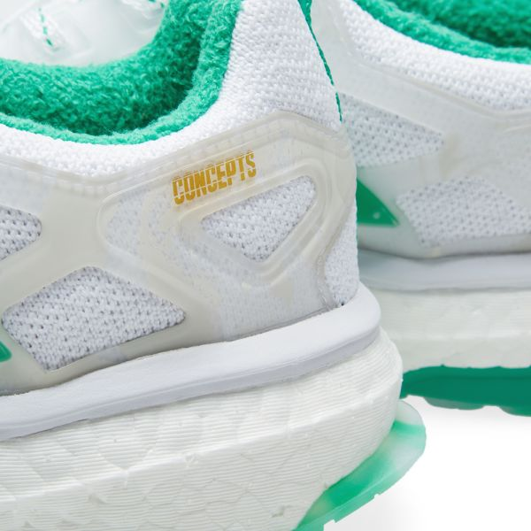 CONCEPTS X ADIDAS SHIATSU ENERGY BOOST MENS SHOE WHITE