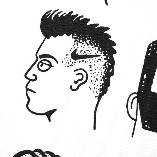 Fabulous Nike Haircut Tee White End Schematic Wiring Diagrams Phreekkolirunnerswayorg