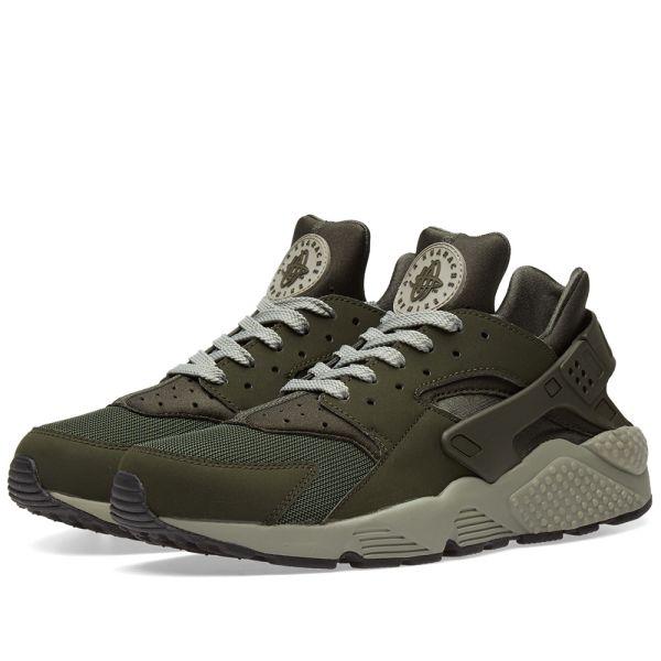 Nike Air Huarache Run Sequoia, Dark