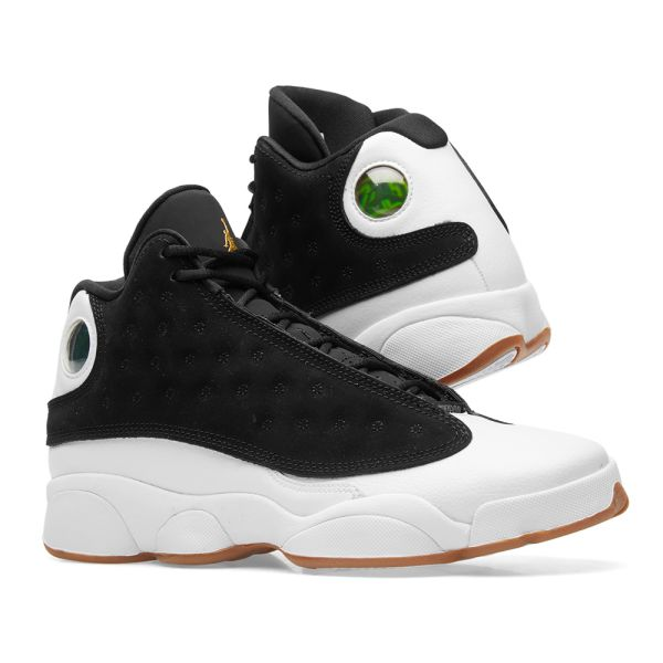 black and brown retro 13 cheap online