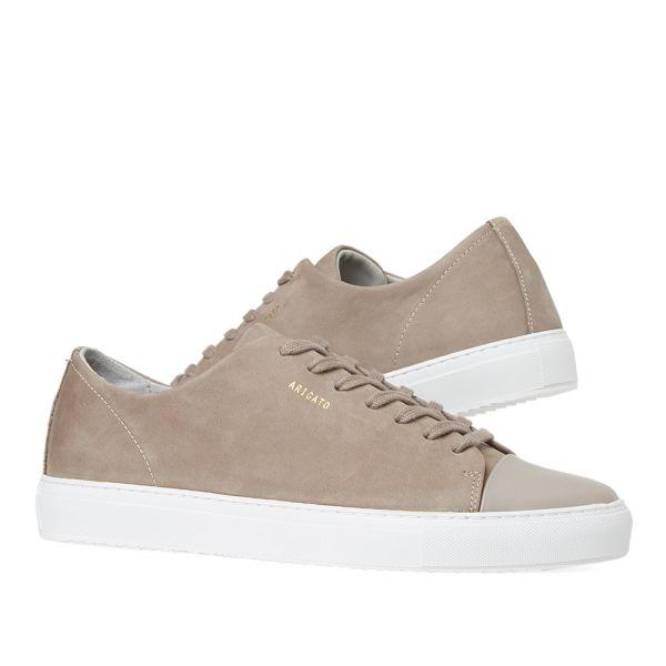 Axel Arigato Toe Cap Sneaker Taupe | END.