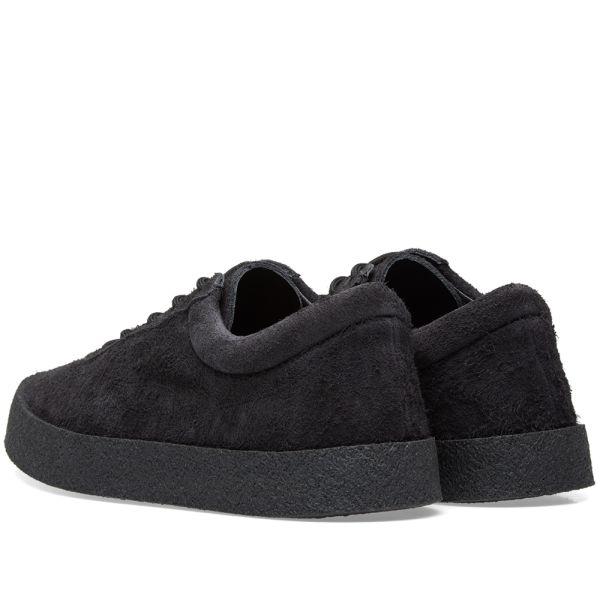 Yeezy Season 6 Crepe Sneaker Black