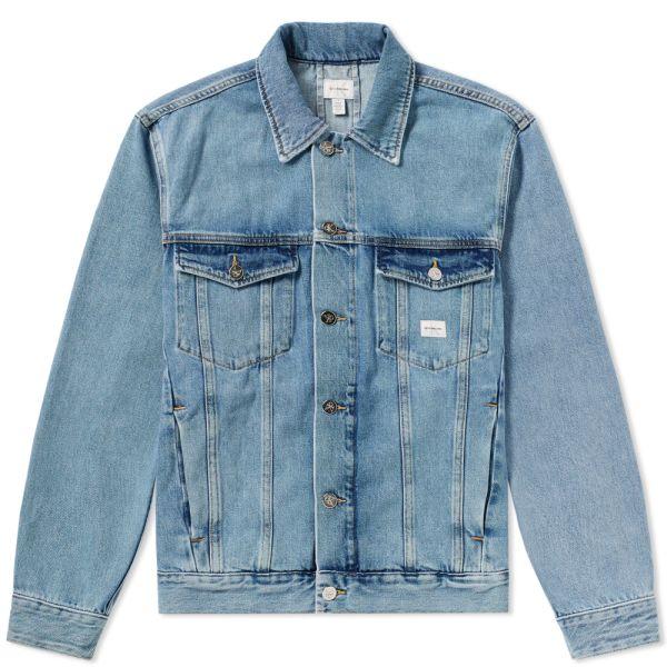 Calvin Klein Jeans Trucker Denim Jacket