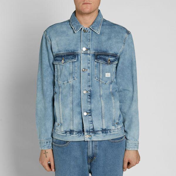 Calvin Klein Denim Jacket Vintage 90s