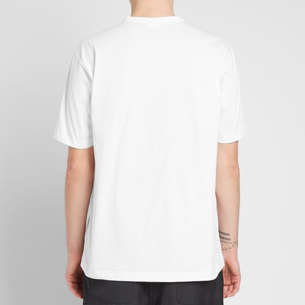 white shirt for men with flowers
