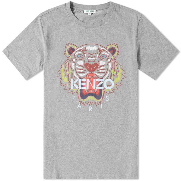 Kenzo Tiger Print