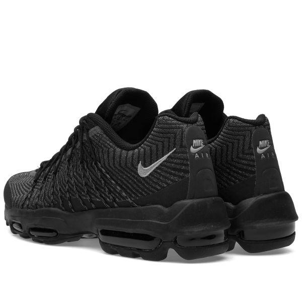Nike Air Max 95 Ultra JCRD BlackSilver Dark Grey White