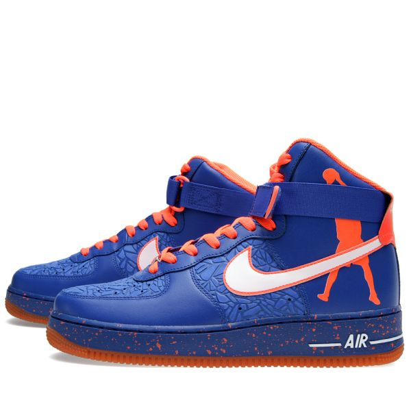 NIKE AIR FORCE 1 CMFT Premium QS Rasheed Wallace NY Knicks