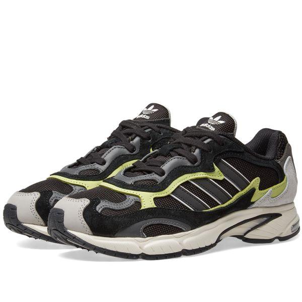 Adidas Temper Run Black \u0026 Glow | END.