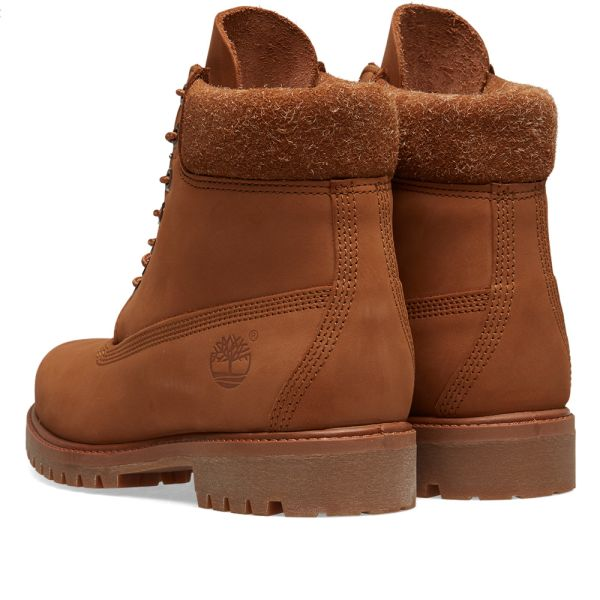 Buy Timberland Premium 6 Inch Hairy Suede Online