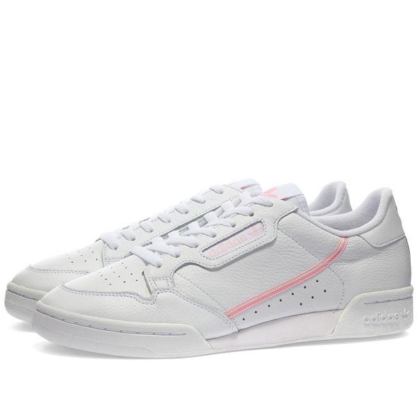 Adidas Continental 80 W White, True