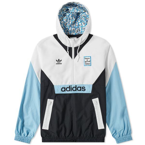 Windbreaker Jackets & Pullover With Hoods | adidas US