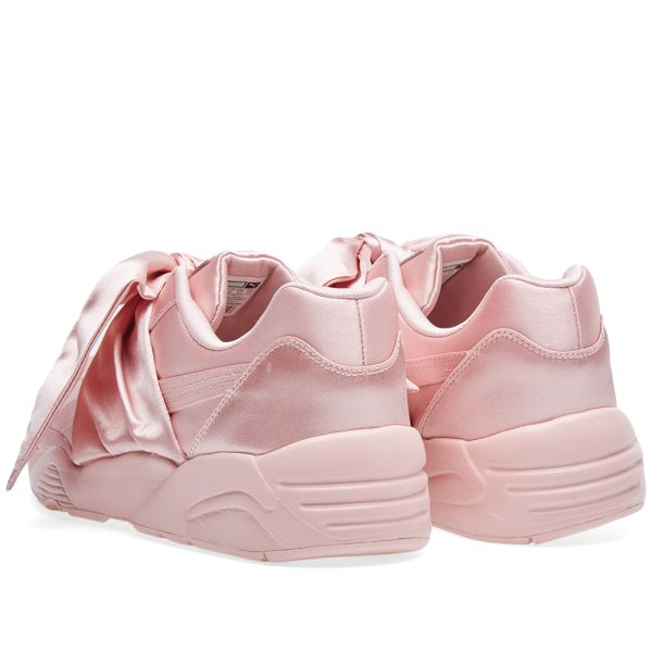 Puma X Rihanna Fenty Bow Sneaker Sliver Pink UK3 3.5 4 4.5 5 5.5 6