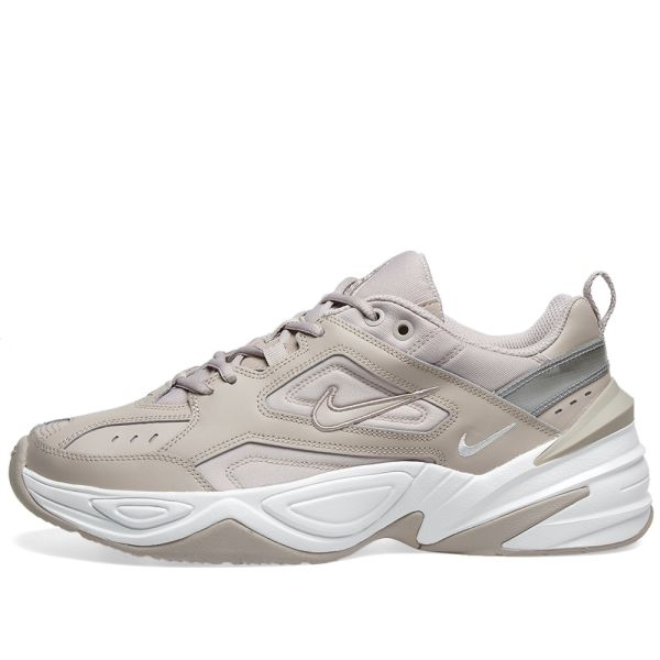 Nike M2K Tekno W Moon Particle & Summit White | END.