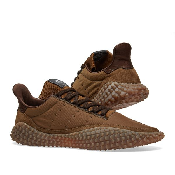 "Company Brown /""Made in Italy/"" CG5952 Brown Brand New Adidas Kamanda x C.P"