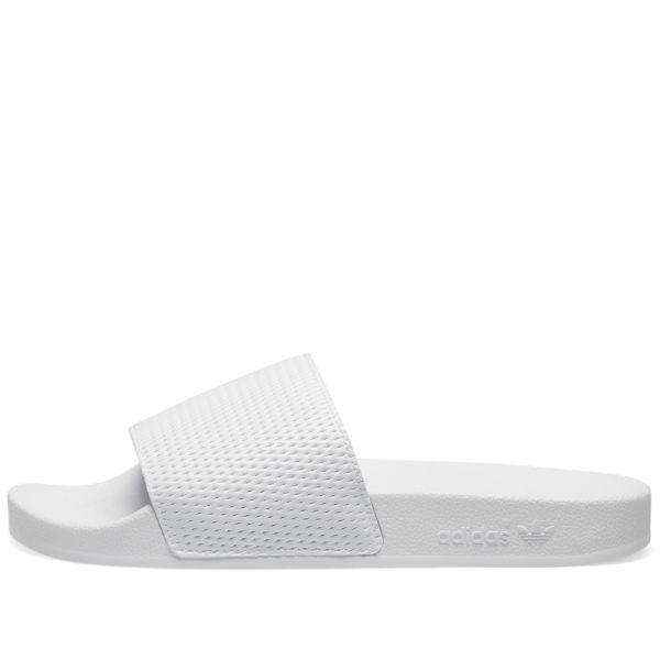 adidas Adilette W (Weiß) EE4764