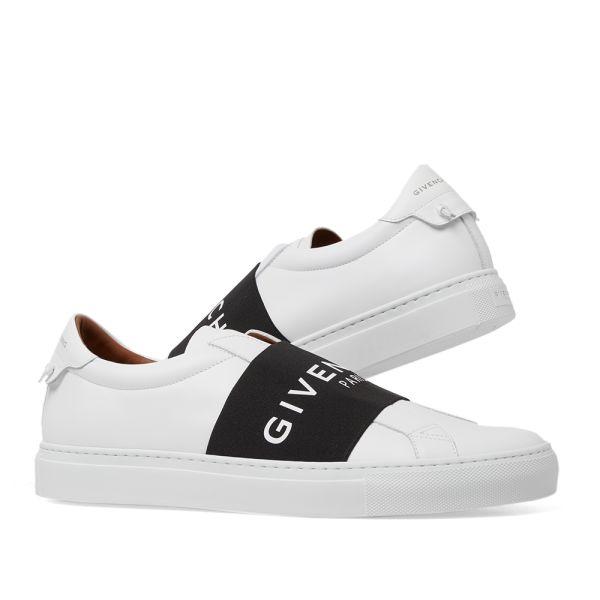 Givenchy Elastic Low Logo Sneaker White