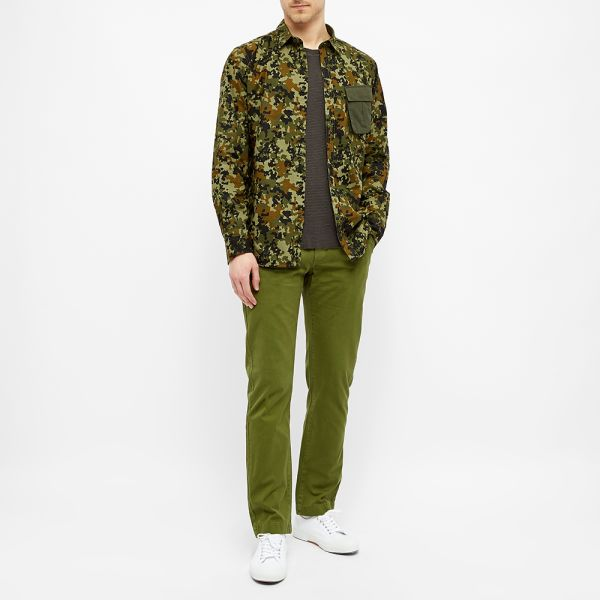 barbour camouflage