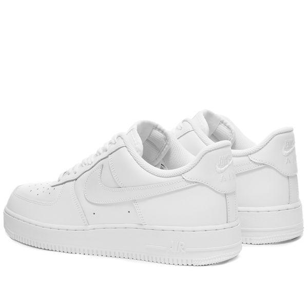Nike Air Force 1 07 White End