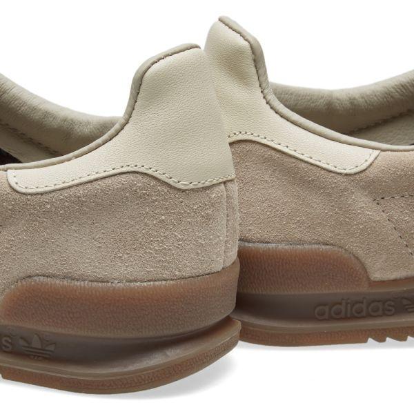 adidas jeans light brown