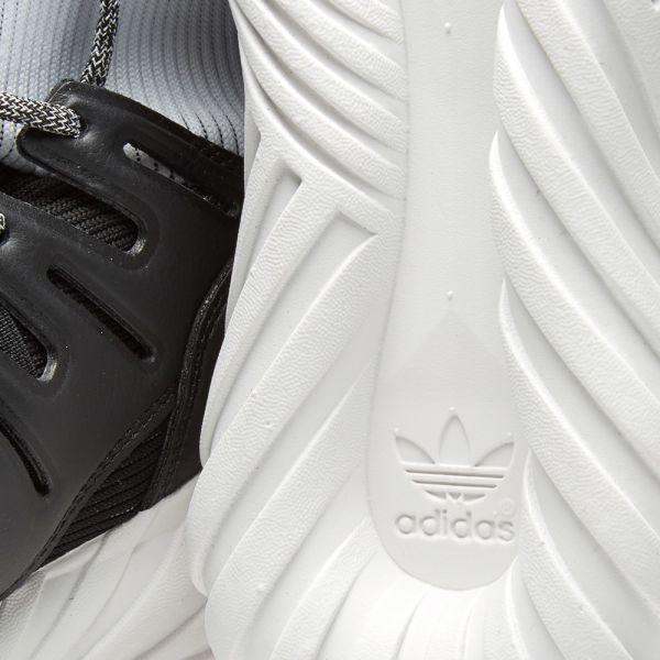 Adidas Originals Mens Tubular Doom Trainers Shoes Black BA7555 UK 10