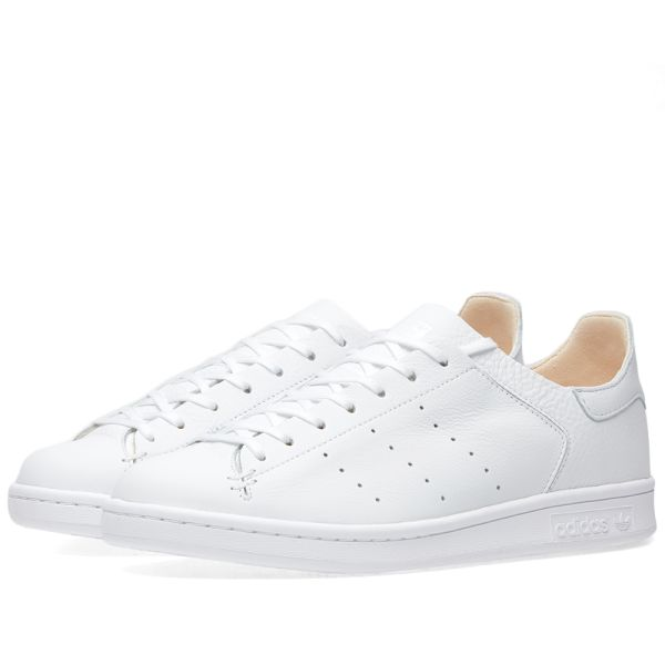 lower price with new design order online Adidas Stan Smith Leather Sock White | END.