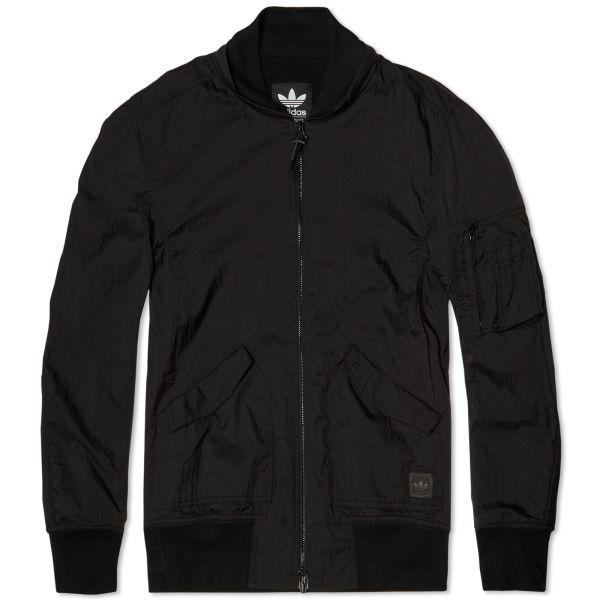 Adidas Wings+Horns Bomber Jacket Utility Black