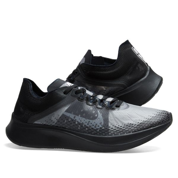 Nike Zoom Fly SP Fast Black, White