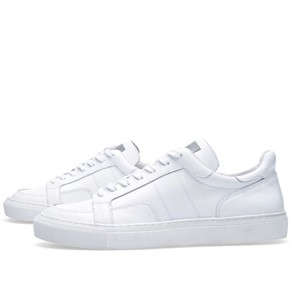 Our Legacy Off Court Leather Sneaker
