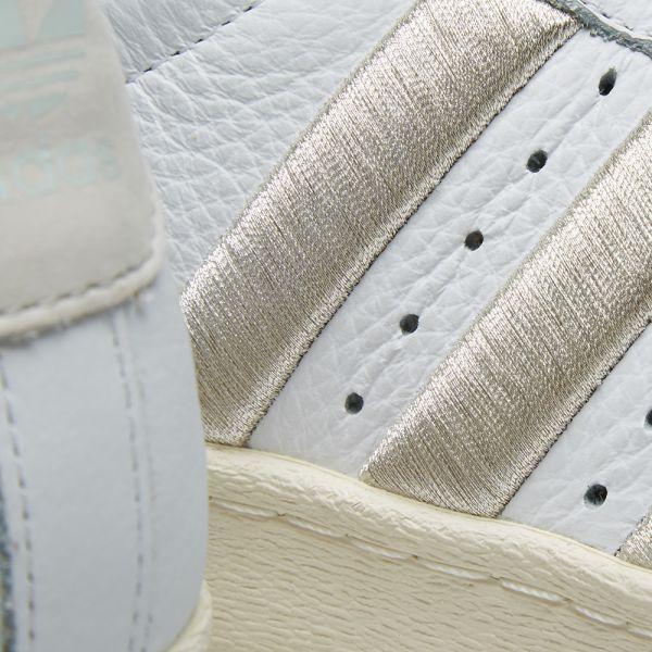 Adidas Superstar 80s W White, Grey