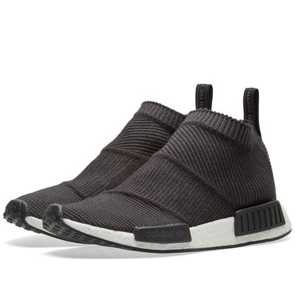 Adidas NMD_CS1 PK Core Black \u0026 White | END.