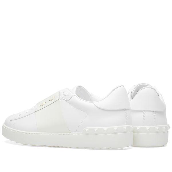 Patent Sneaker White \u0026 Off White