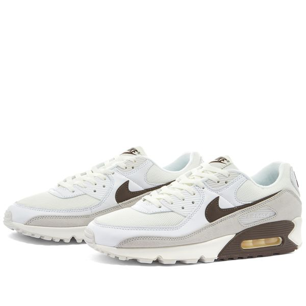 Nike Air Max 90 Gel Muted Pops White